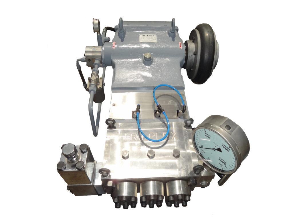 1000BAR-Triplex-plunger-bare-pump
