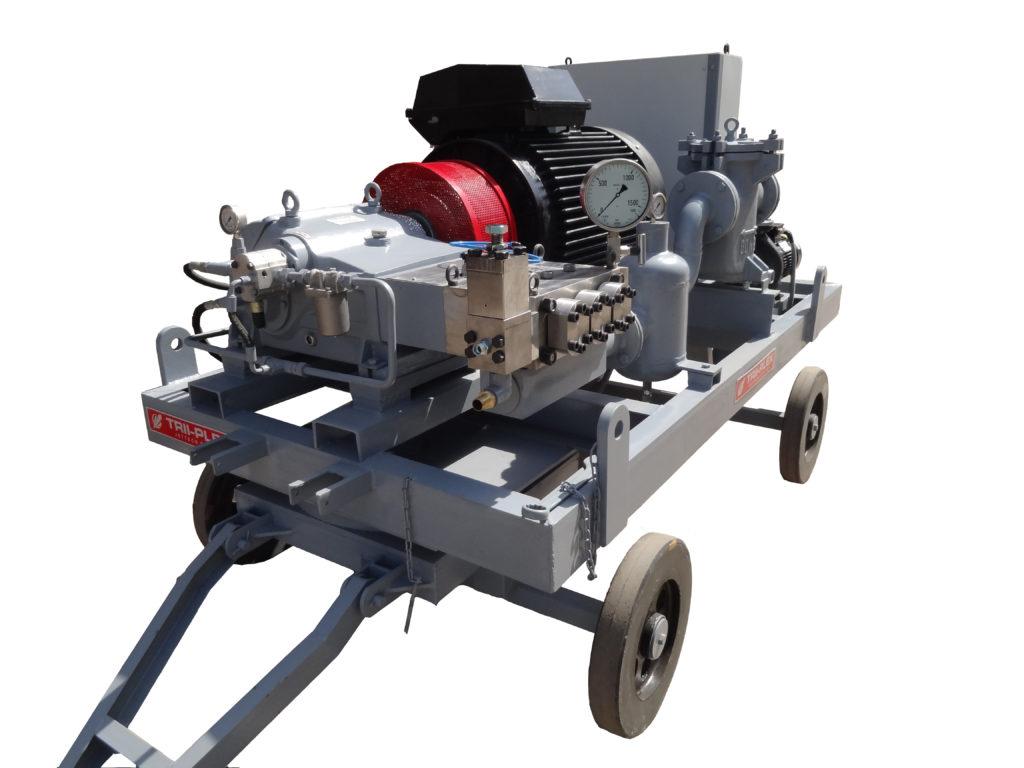 1000BAR-Ultra-high-pressure-triplex-plunger-pumps