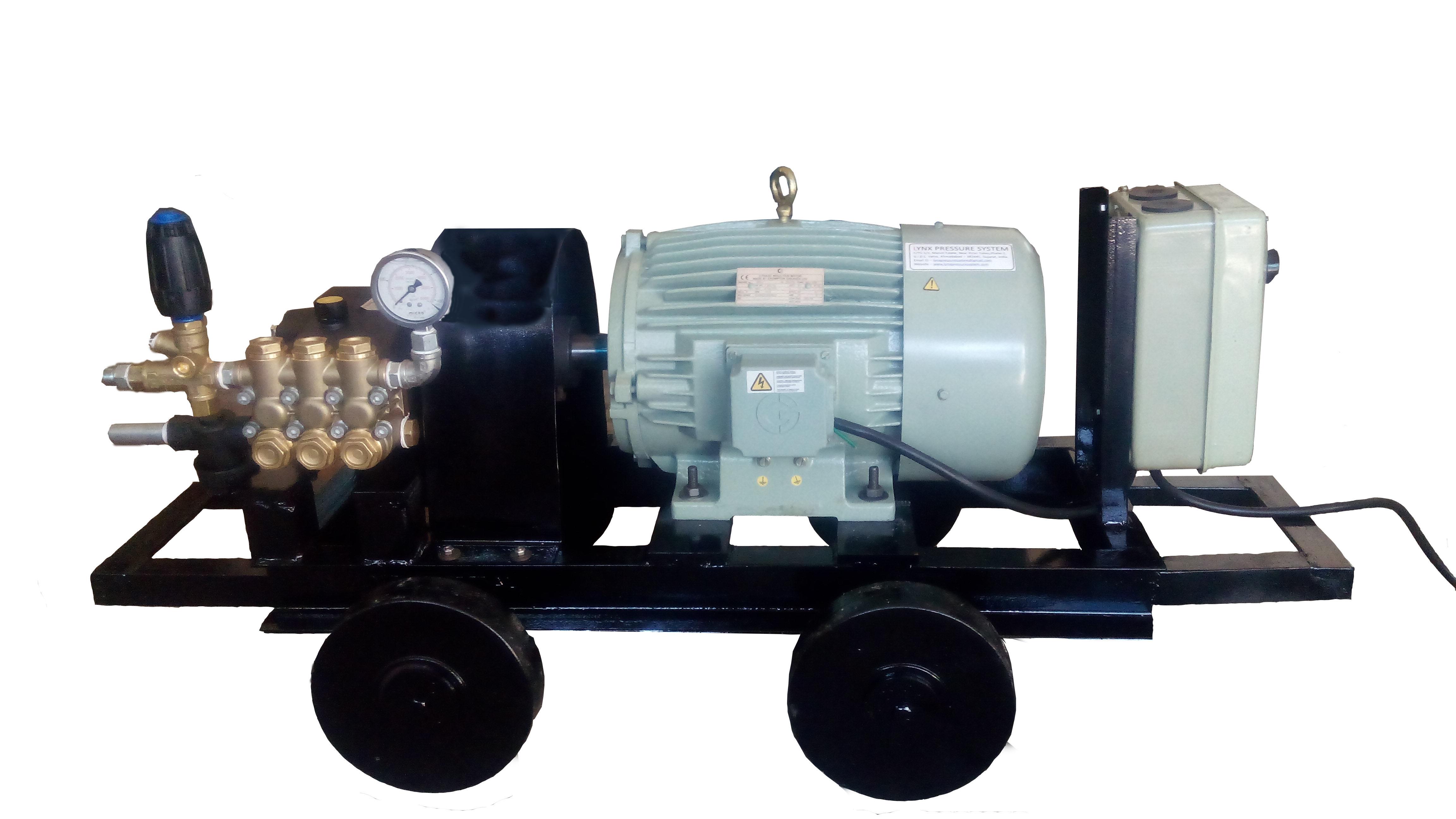Triplex Plunger High Pressure Water Pumps