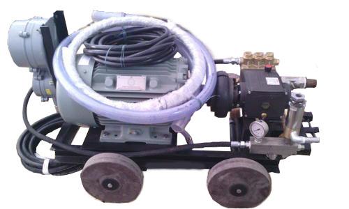 triplex-plunger-pump